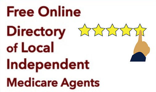 Free online directory of local independent Medicare agents