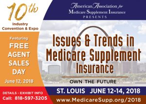 Scholarships for Medicare Supplement Conference program