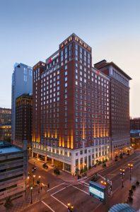 Marriott Grand Hotel, St. Louis