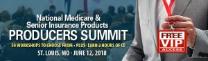 Free Day For Agents at 2018 Medicare & Senior Insurance Summit