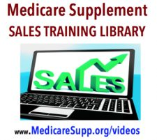 Medicare Supplement Video Sales Training Library