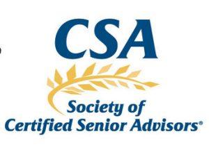 CSA Senior designation