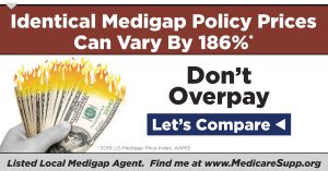 During AEP Medicare insurance agents compare plans costs