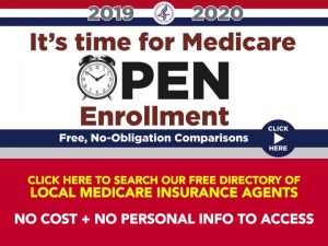 Medicare insurance agents directory annual election period
