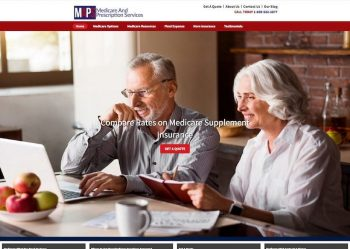Custom Agent Website for Medicare Agents-1
