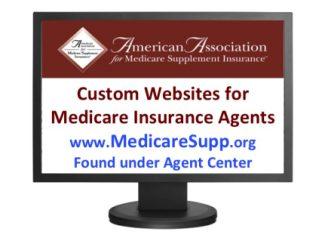 Custom websites for Medicare insurance agents