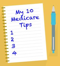 10 Medicare tips