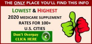 Medicaresupplement insurance rates