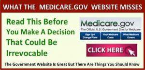 Medicare.gov information