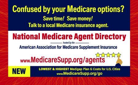Medicare Agent Ad in Kiplingers