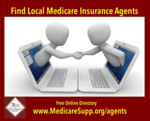 Find Medicare insurance agents small