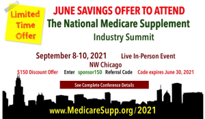 Medicare conference discount code