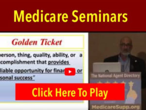 Medicare Seminars Success Secrets