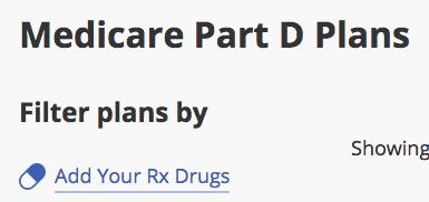 Compare 2022 Medicare Part D Plans