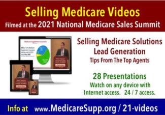 Selling Medicare Insurance Videos